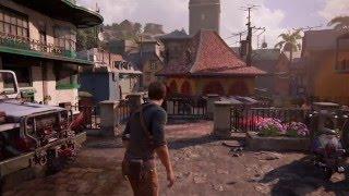 Uncharted 4 - História (Cap.11)