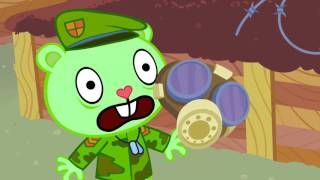 Happy Tree Friends: Still Alive - In Over Your Hedge