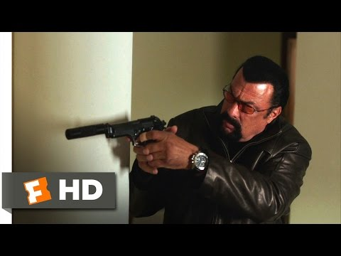 Mercenary: Absolution (2015) - Erasing Liabilities Scene (1/10) | Movieclips