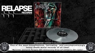 "INCANTATION - ""Golgotha"" (Official Track)"