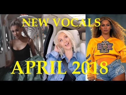 New Best Vocals in April 2018!!! - Famous Singers
