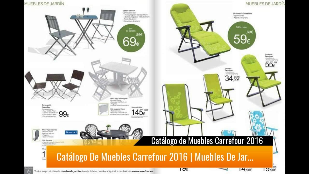 Sillas de terraza carrefour affordable with sillas de for Alcampo jardin 2017