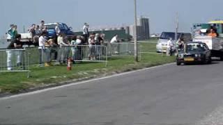 Carpulling s'Gravendeel 2008 bmw Trouble Maker 1ste manche autotrek