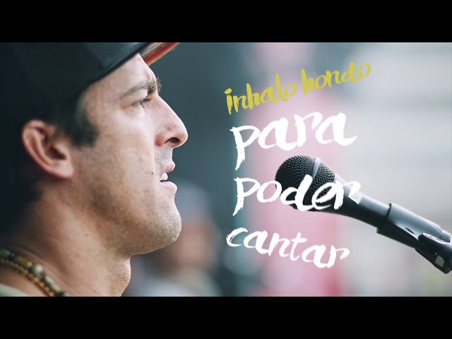 Laguna Pai - Canto Al Aire (OFFICIAL LYRIC VIDEO)