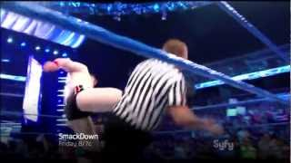 WWE Smackdown 4/20/12 Official Promo *720p* HD