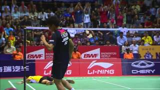 THOMAS AND UBER CUP FINALS 2014 Session 18, Match 5 thumbnail