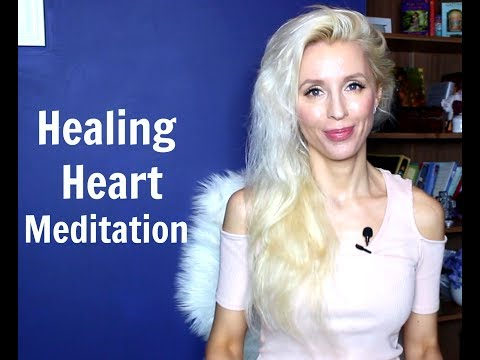 Healing HEART Guided MEDITATION