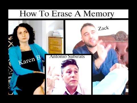 How To Erase A Memory - كيفية مسح الذاكرة - Como Borrar Una Memoria