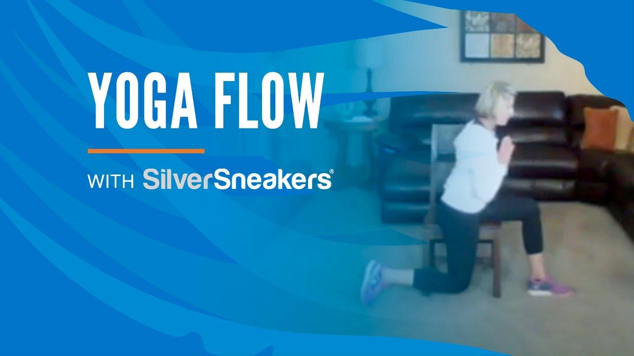 SilverSneakers: Yoga Flow - YouTube