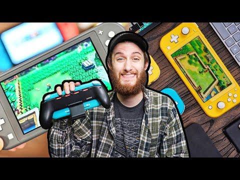Oivo Nintendo Switch Lite Grip Review