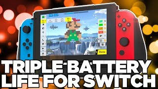 Triple Your Handheld Time on Your Switch - BigBlue Battery Case Review