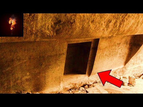 Ancient Portal Found Deep In The Andes?