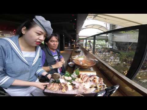 ชาบูทะเลเดือด สุดยอดชาบูน้ำซุปสุดแซบ ตลาดปลาไทเป  Taipei Fresh Market Addiction Aquatic Developmet