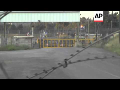 Scenes at Golan Heights after Syrian rebels seize 4 UN peacekeepers