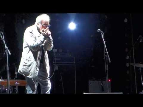 Jean-Jacques Milteau / Live Solo / Rochefort en Accords le 22.07.2014