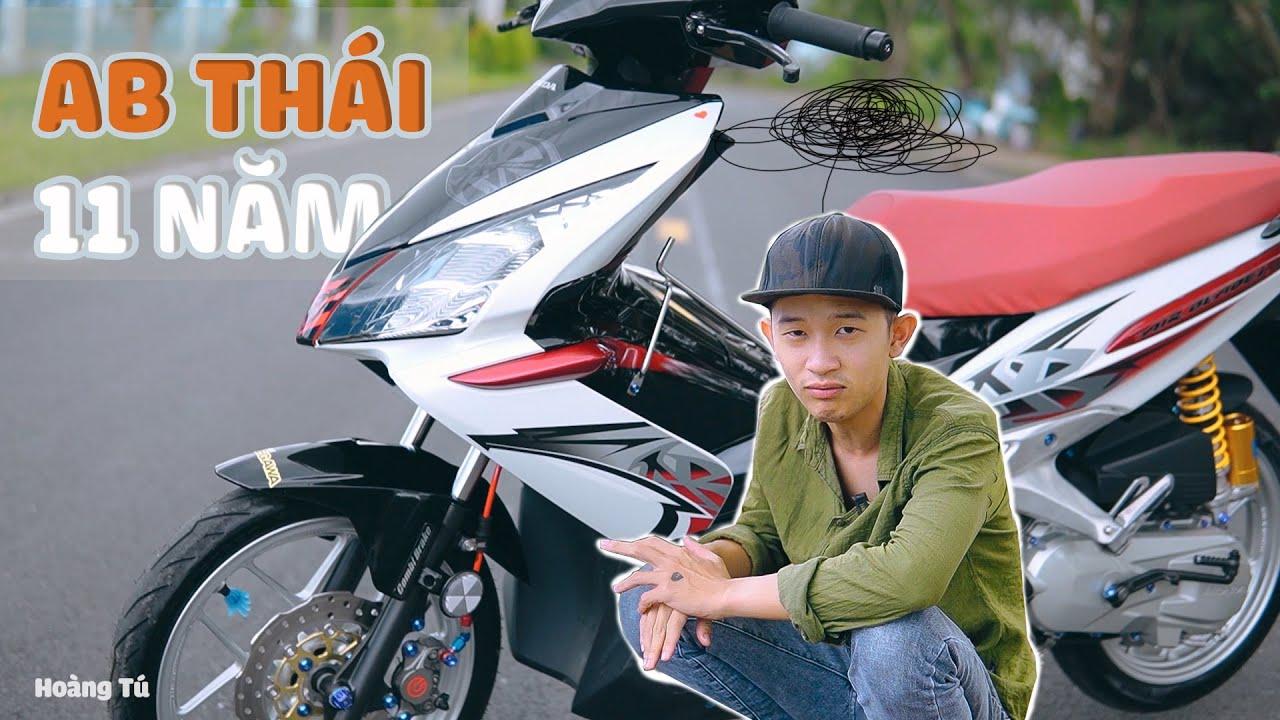 Tú đã tìm thấy chiếc Air Blade Thái 'Ngon' hơn của A Sang