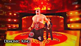 Brock Lesnar 4th Custom Titantron 2018 | Next Big Thing |