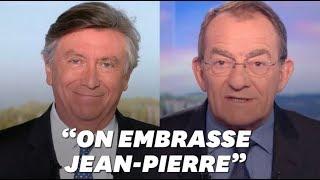 Le petit mot de Jacques Legros pour Jean-Pierre Pernaut, opéré d'un cancer de la prostate