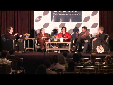 Who Owns the Music Panel - Seattle Interactive Conference 2012