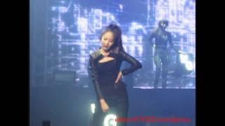 [Fancam] Nobody Rainstone Remix @ Malaysia 1st Wonder Concert (Sohee Focus)