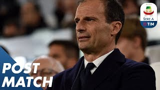 Allegri & Gattuso Speak After Juve's Win | Juventus 2-1 Milan | Serie A