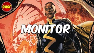 "Who is DC Comics Monitor? Nix Uotan ""Brother"" of Anti-Monitor & ""Super Judge"" of DC Multiverse."