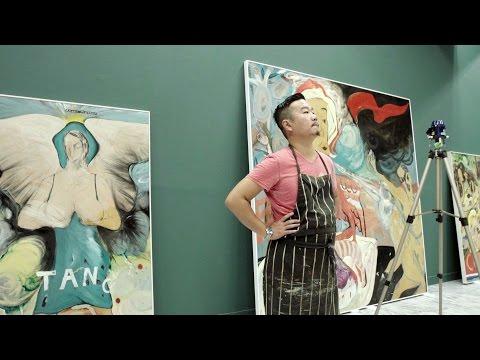 北美館│臺北美術獎的藝術家訪問 Taipei Arts Awards 2016 Artists' Interview
