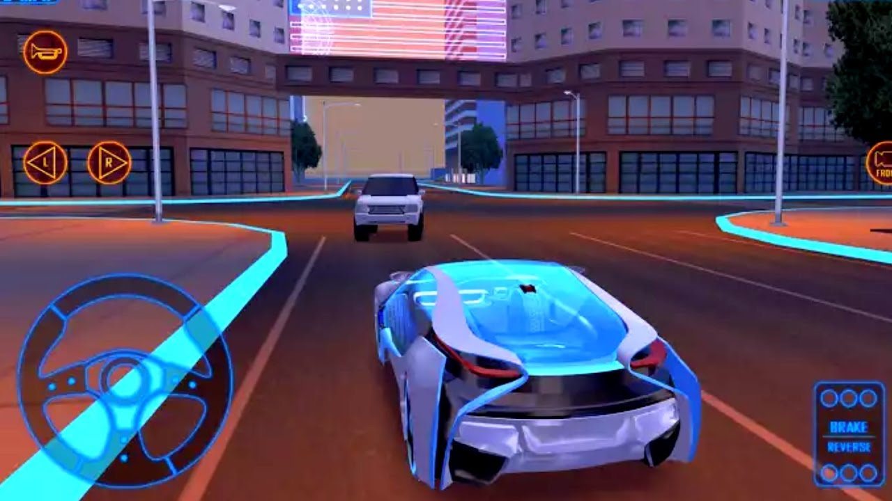 concept cars driving simulator | games2win | racing | android