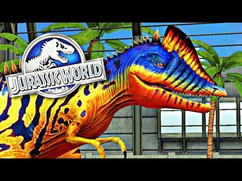 Confronto de Raridades - Parasaurus + Dinossauros Híbridos Comuns - Jurassic World o Jogo [The Game]