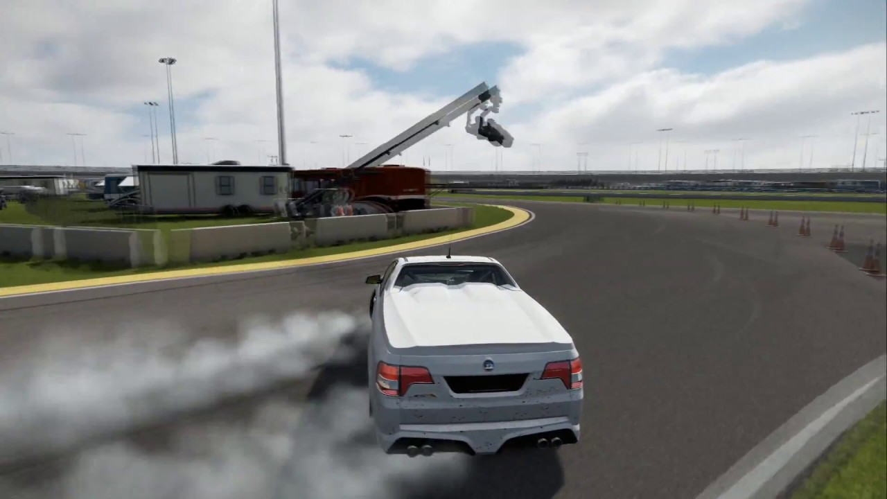 Forza 7 Drift Sections Tracks A H Youtube