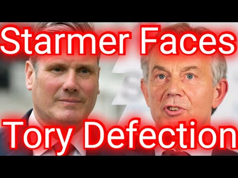 Starmer Faces Three High Profile Defections To The Tory Party