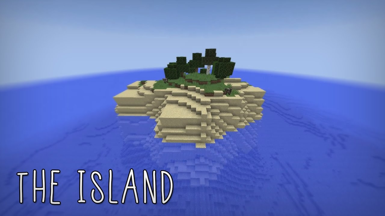 Minecraft The Island: It starts here #1 [ Survival Island ] ✴