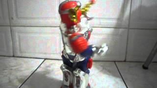 Brinquedo - Robô Anos 80 - Importado