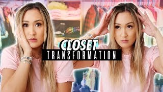 Organizing My Closet for the First Time in 3 Years