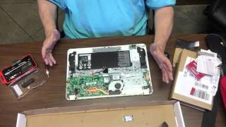 Acer Chromebook 15 SSD Replacement