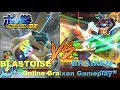 BRAIXEN VS BLASTOISE Pokken Tournament DX Braixen gameplay #3