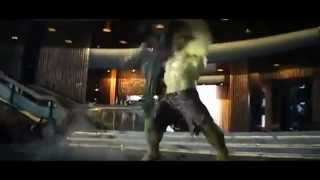 Hulk Smashing Loki - Good quality
