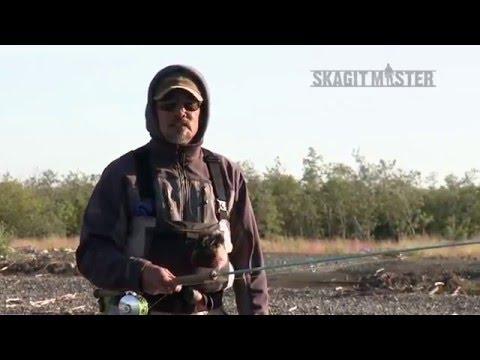 Ed Ward From Skagit Master Volume 1---Switch rods in Alaska