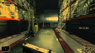 "Let`s Play - Deus Ex Human Revolution : 11 серия ""Одним меньше""."