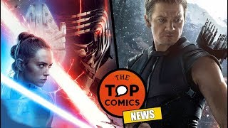 Trailer final Rise of Skywalker I Hawkeye fuera del UCM I Catwoman