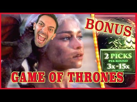 Game of Thrones on MILLIONAIRE MONDAYS ✦ Top Prize of $1,000,000+ ✦ with Buffalo Grand - 동영상