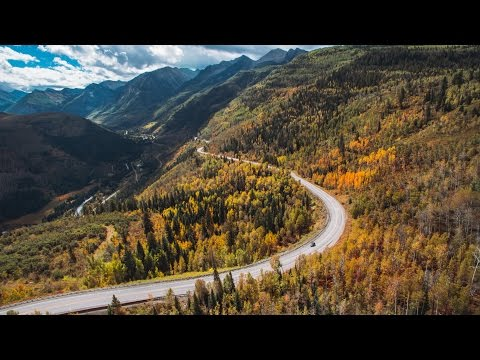 Fall Colorado Road Trip