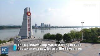Long March spirit remains inspiring