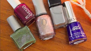 Fall 2014 Nail Polish Picks! | Indie Polishes :)