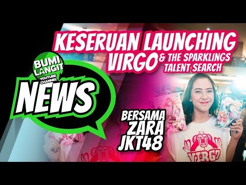 menggelegar!-launching-virgo-talent-search-bersama-zara-jkt48!