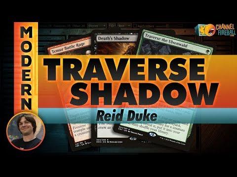 Traverse Shadow - Modern | Channel Reid