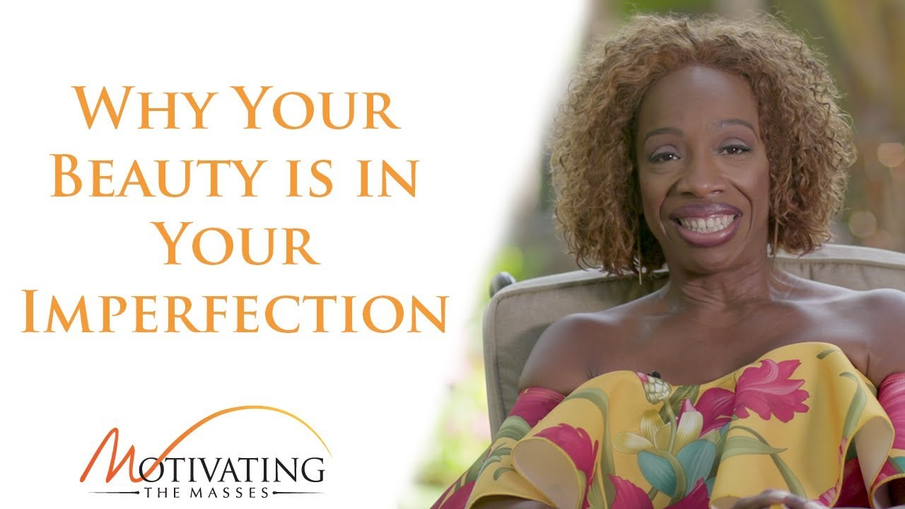 Lisa Nichols - Why Your Beauty Is In Your Imperfection