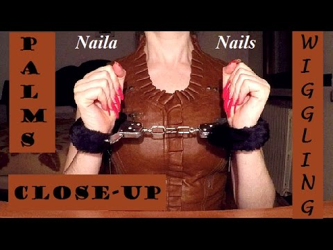 HAND MOVEMENTS - WIGGLING - PALMS + HANDCUFFS - YouTube