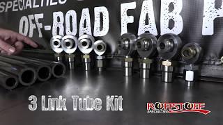 Awesome 3&4 Link Tube Kits!