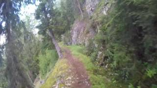 MTB Chamonix to Zermatt Day 1 - Sep2016